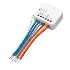 Z-Wave Plus Philio Inwall Dual Switch Module